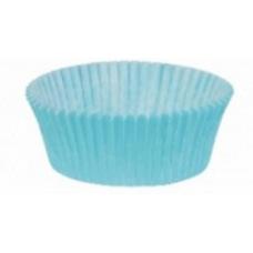 Mini Cupcake Cups #6 Turquoise