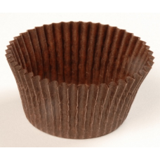 Standard Cupcake Cups 10BIS Brown