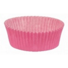 Mini Cupcake Cups #6 Fuchsia