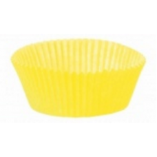 Standard Cucpake Cups 10BIS Canary Yellow