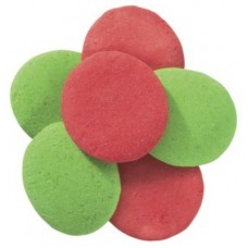 Red and Green Jumbo Quins