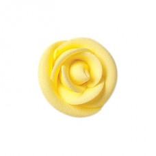 Royal Icing Roses - Medium - Yellow