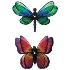Dragonfly and Butterfly Layon