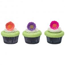 Flower Cupcake Rings