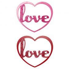 Love Heart Layon