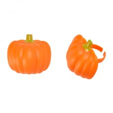 3D Pumpkin Rings