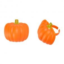 3D Pumpkin Rings