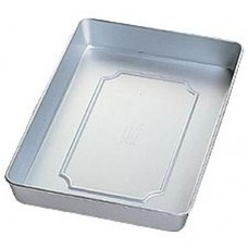"Rectangular 9""x13""x2""height Wilton Mould"