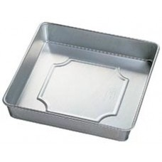 """Square 8""""x8""""x2""""height Wilton Mould"""