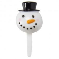 3D Snowman Pic