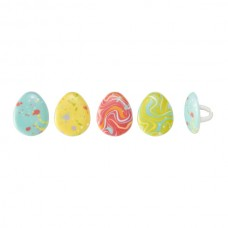 Easter Egg Rings