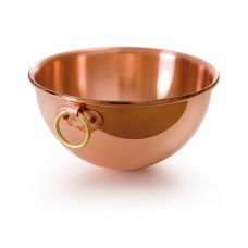 Copper Mixing Bowl 240mm