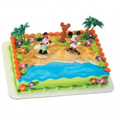 Mickey Mouse & Friends Luau Party DecoSet®