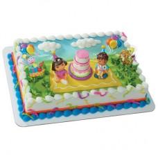 Dora the Explorer Birthday Celebration DecoSet®
