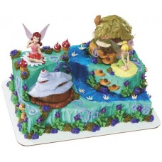 Disney Fairies Pixie Hollow Signature Cake DecoSet®