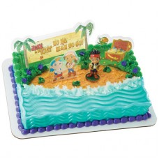 Jake and the Never Land Pirates Yo Ho Way to Go DecoSet®
