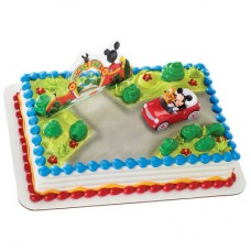 Mickey Mouse Clubhouse and Pluto Car DecoSet®