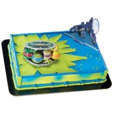 Teenage Mutant Ninja Turtles to Action DecoSet®