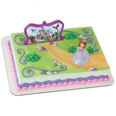Sofia the First and Castle DecoSet®