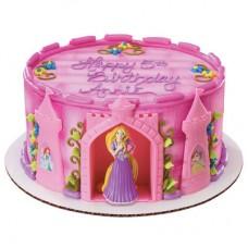 Disney Princess Rapunzel and Castle DecoSet®