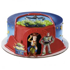 Toy Story Woody, Buzz and Aliens DecoSet®