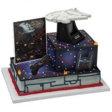 Star Wars Millennium Falcon Signature Cake DecoSet®