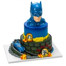 Batman To the Rescue Signature Cake DecoSet®