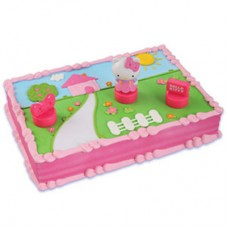 Hello Kitty® Stamper Cake Kit