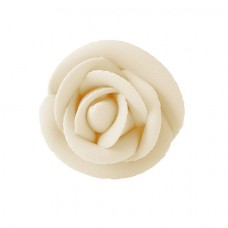 Royal Icing Roses - Asst. - Ivory