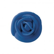 Royal Icing Roses - Asst. - Royal Blue