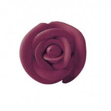 Royal Icing Roses - Asst. - Plum