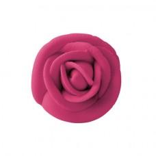 Royal Icing Roses - Asst. - Fuchsia