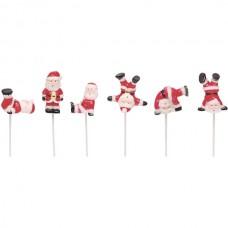 Acrobatic Santa Claus Pics
