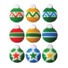 Mini Christmas Ornament Sugars