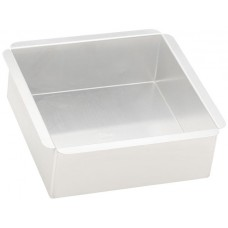 """Square 8""""x8""""x3""""height Mould"""