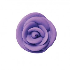 Royal Icing Roses - Asst. - Purple
