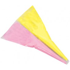 "Disposable Pastry Bags 18"" - 2 colors"