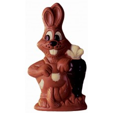 Easter Bunny with Carrot Chocolate Mould