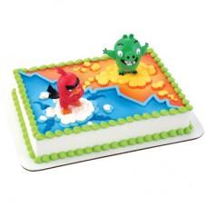 Angry Birds Red Bird & Bad Piggy DecoSet®
