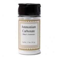 Ammonium Carbonate (Baker's Ammonia)