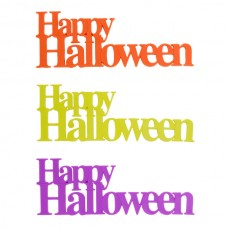 """Happy Halloween"" Layon"