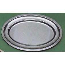 OVAL PLATTER - PLAIN 200 mm (8