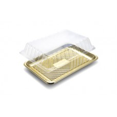 Lid for Gold Rectangular Platter 32x22cm