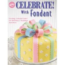 Celebrate with fondant book