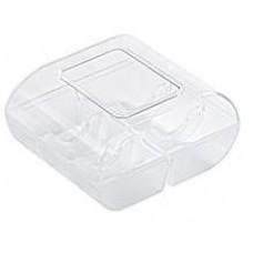 Clear Macaroon Box: 6 Macaroons