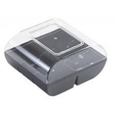 Black Macaroon Box: 6 Macaroons