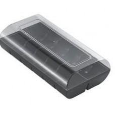 Black Macaroon Box: 12 Macaroons