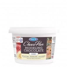 ChocoPan Ivory Modeling Chocolate 1lb