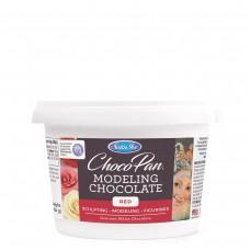 ChocoPan Red Modeling Chocolate 1lb