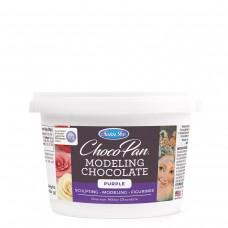 ChocoPan Purple Modeling Chocolate 1lb